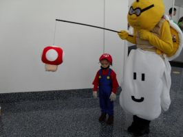 AX 09: Baby Mario 8D by Jei-Muffin
