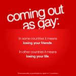 Coming Out As Gay by danlev