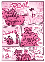 How I Loathe Being a Magical Girl - Page 20 by Nami-Tsuki