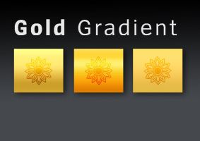 gold gradient by ademmm