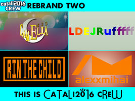 Catali2016 Crew Rebrand Two (Others) Part 3 by Catali2016