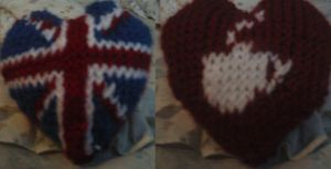 British Knit Heart by thenextdoctor42