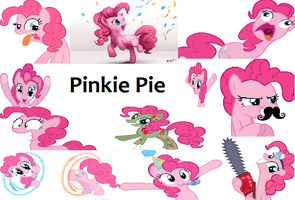Pinkie Pie. by sbethard11