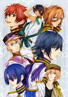 Uta no Prince Sama 2000% - STARISH by Ringo101