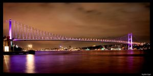 Bosphorus Bridge by kayhanergin