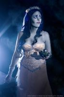 Emily, the Corpse Bride Cosplay by Nanatanebramorte