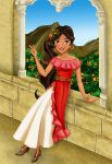 Elena of Avalor by Jade-the-Tiger