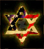 The United State of Israel 009 by LazyBonesStudios