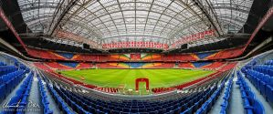Amsterdam Arena by Nightline