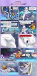 Red vs Mewtwo part 1 by cretaceousisle