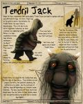Labyrinth Guide - Tendril Jack by Chaotica-I