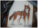 Tahlin-For WildSpiritWolf by KP-WolfSpirit-73