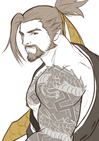 Hanzo by Ricurd