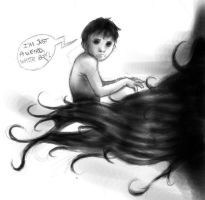 Grudge boy by maors