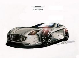 Aston Martin by Frenchtouch29
