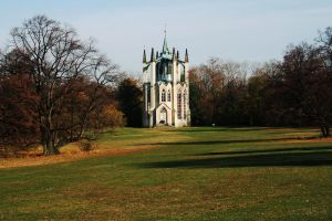 Gothic Temple by jitlen