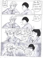 Beatles manga page 2 by greengal14