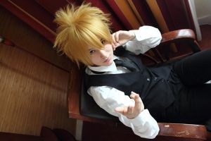 KHR :: Vongola Primo by Black--Deamon