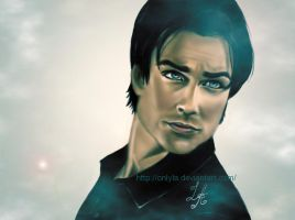 Damon Salvatore 5 by OnlyLA