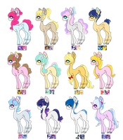 12 MLP Shipping Adopts OTA (Closed) by TearyIris