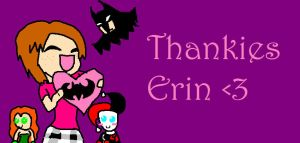 Thank You Erin by LittleMnM