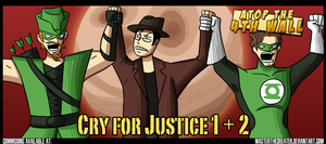 AT4W: Cry for Justice 1 + 2 by MTC-Studio