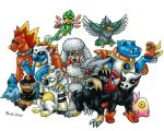 A Whole Bunch of Fakemon! by Bafa
