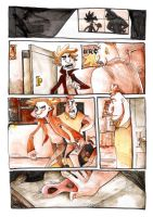 The Mask - Page 03 by CurvedCat
