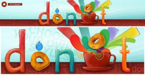 donut 2 banner by Duntiwan
