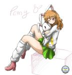 OC: Penny by Hero-of-Awesome
