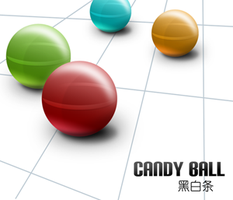 Candy Ball _ .PSD offer by yesgavin