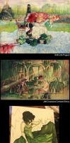 THE BIG ART PROJECTS by edwardsuoh13