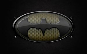 Batman logo Wallpaper by Benokil
