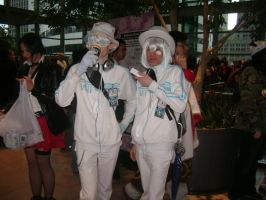 The Wii guys by Naez