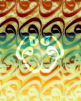 Arabic Letters 29 by calligrafer