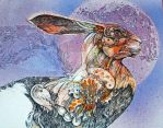 ARMAGEDDON HARE 2 NEARLY FINISHED by Daicelf