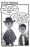 """The """"Fun"""" In Dysfunctional by MFM-comics"""