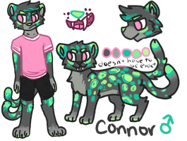 connor ref by catnip5