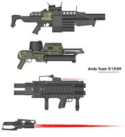 Rifles from Pimp My Gun 3 by c-force