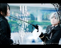 Cosplay: You're just my Butler by Zeasonal