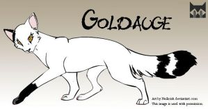 Goldauge - Goldeye by Yashafreak2709
