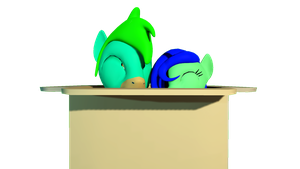 Fun in A Box With Lightning Bug by Legoguy9875
