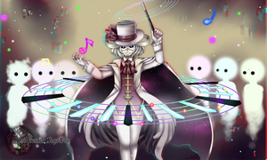 [PoI Extra] Phantom of the Orchestra by Poi-Frontier