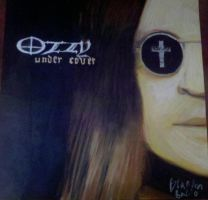 Ozzy Undercover - Art II classwork by Luckyeater