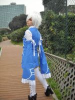 Echo - Pandora Hearts Cosplay by ArashiHeartgramm
