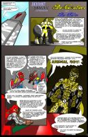 The Choice pg 1 by bogmonster