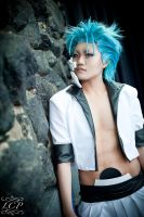 Bleach - Grimmjow Jeagerjaques 2 by LiquidCocaine-Photos
