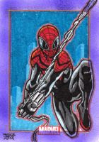 MARVEL 75th - SUPERIOR SPIDERMAN by JASONS21