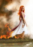 Daughter of Fire by orogion