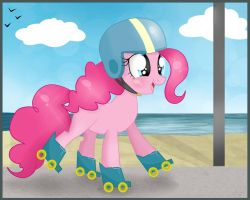 Fun on skates by Balloons504